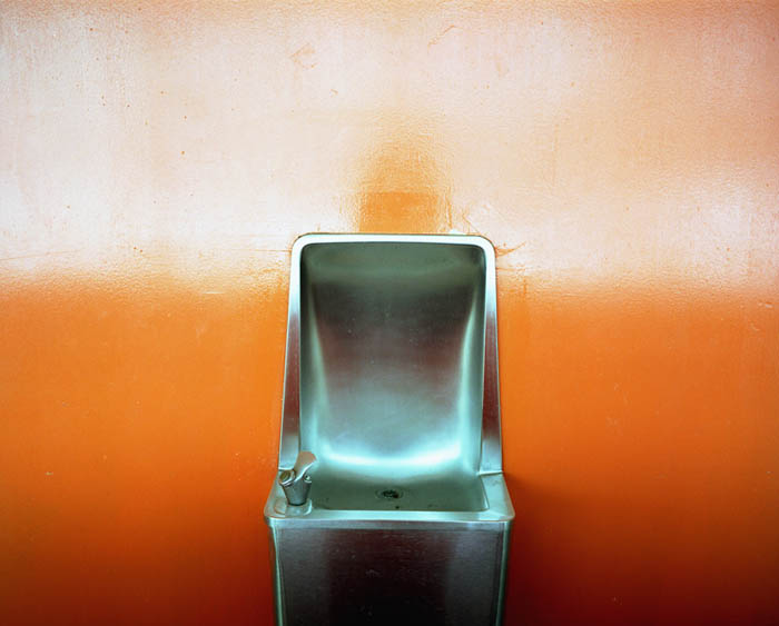 Water Fountain, PS 26, Governors Island, NY 2003